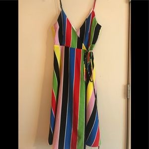 Forever 21 Wrap Dress- size small
